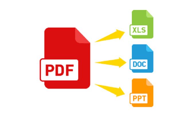 การแปลงไฟล์ PDF
