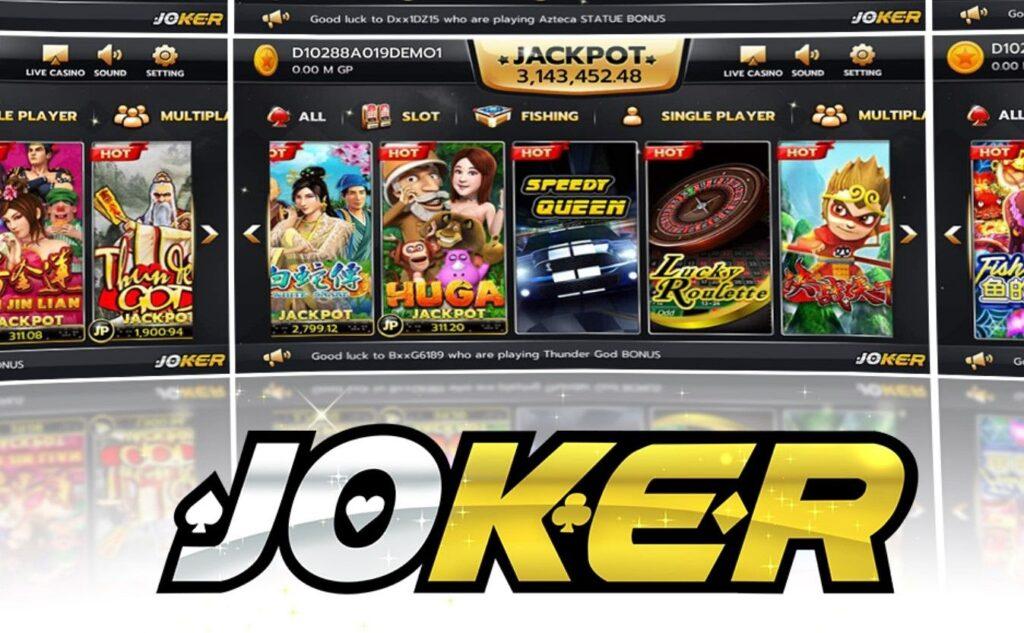 jokerslot รีวิว สล็อตโจ๊กเกอร์ โจ๊กเกอร์สล็อต เกมการพนันออนไลน์