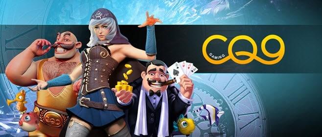 CQ9 Gaming สล็อต